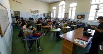 """Contagi a scuola, il report Iss: """"Dal 31 agosto rilevati 3mila focolai in classe, il 2% del totale. Per riaprire servono test e tracciamento"""""""