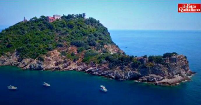 L'isola Gallinara può tornare al pubblico: il ministero ha acquistato la Villa padronale