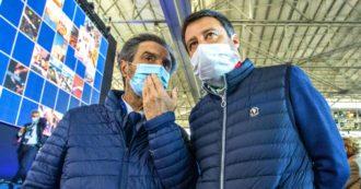 """Coprifuoco in Lombardia, Salvini 'convoca' Fontana: """"Prima di chiudere voglio capire"""". E il governatore ancora non ha firmato l'ordinanza"""