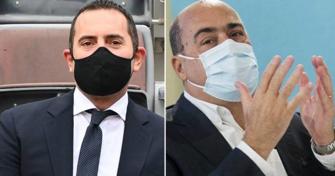 """Spadafora: """"De Luca su Juve-Napoli? Pensi alla Campania, ha fallito"""". Zingaretti: """"E il ministro pensi allo sport, non dia pagelle"""""""
