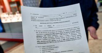 Torna l'autocertificazione per il coprifuoco in Lombardia: in giro dalle 23 alle 5 solo per motivi di lavoro o urgenza comprovata