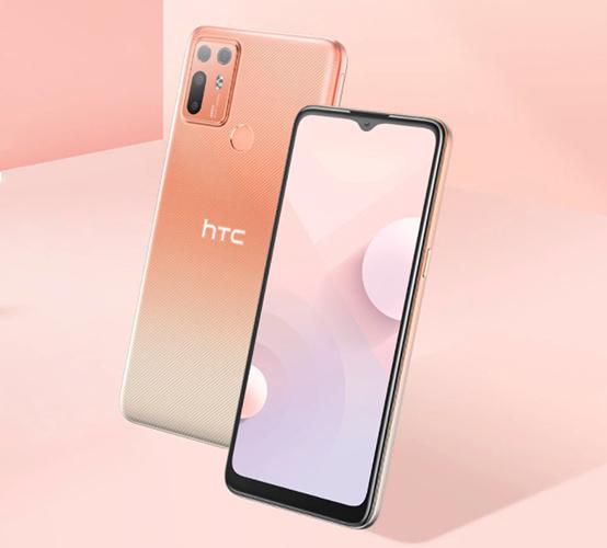 HTC Desire 20+, ufficiale il nuovo smartphone di fascia media con cui l'azienda taiwanese tenta il rilancio