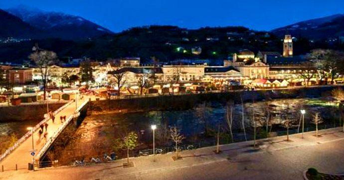 """Niente mercatini di Natale in Trentino-Alto Adige: """"Priorità alla scuola e alle imprese"""""""