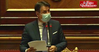 Crisi di governo, la diretta – Il giorno della sfida decisiva al Senato. Il discorso di Conte, poi la discussione: anche Renzi iscritto a parlare