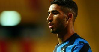 Hakimi positivo al coronavirus: l'Inter perde un altro giocatore nel giorno della Champions