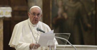 """Papa Francesco: """"Strutture mafiose contrarie al Vangelo scambiano fede con idolatria. Sfruttano la pandemia per arricchirsi"""""""