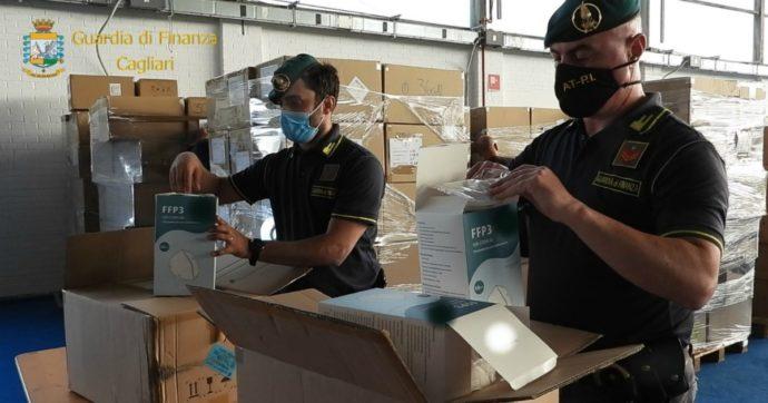 """""""Certificazioni non conformi allegate in malafede"""", le accuse all'imprenditore arrestato per l'affare delle mascherine alla Sardegna"""