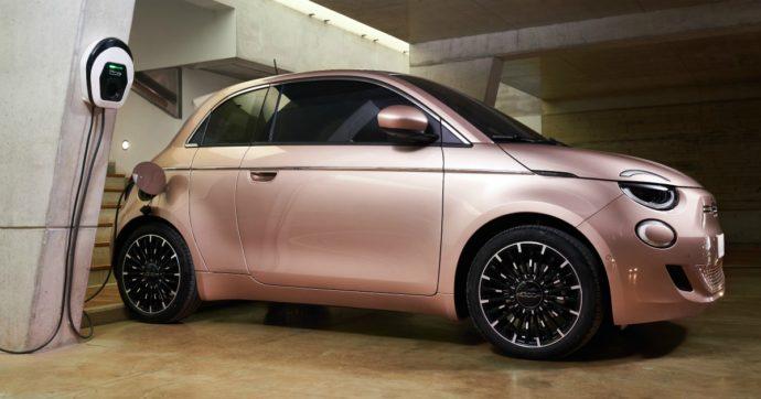 FIAT 500 elettrica, disponibile da fine anno anche con servizio di car sharing