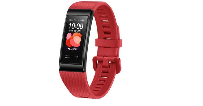 Huawei Band 4 Pro, fitness tracker in offerta su Amazon con sconto del 32%