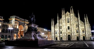"""Coronavirus, 6 mesi dopo la fine del lockdown in Lombardia comincia il coprifuoco notturno. Ats Milano: """"In una settimana casi triplicati"""""""