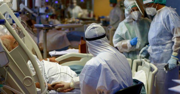 Coronavirus, 26.323 nuovi casi e 686 morti. Tasso positivi-test in discesa, per il quinto giorno di fila ricoveri in calo