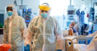 Coronavirus, 17.083 nuovi casi con 335.983 tamponi. Nuova impennata di ricoverati e schizzano gli ingressi in terapia intensiva