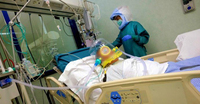La Calabria cambia il criterio di conteggio dei ricoverati in terapia intensiva Covid: ora contano solo quelli intubati. Così il dato cala