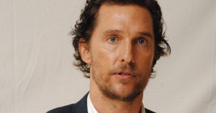 """Matthew McConaughey: """"A 18 anni sono stato violentato da un uomo nel retro di un van"""""""