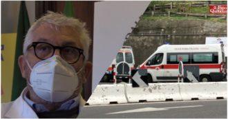 """Caos al pronto soccorso di Genova, ambulanze attendono ore per lasciare il paziente. Direttore dipartimento emergenza: """"Poca medicina territoriale"""""""