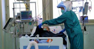 Coronavirus, 753 morti nelle ultime 24 ore. I nuovi contagi sono 34.283 su quasi 235mila tamponi. Oltre 400 posti letto in più occupati