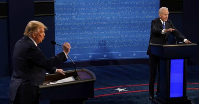 Usa 2020: Trump affonda, Biden para, l'ultimo dibattito non ribalta la corsa