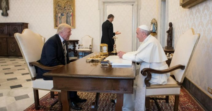 Il Papa aveva già lanciato l'allarme sul trumpismo. E il suo monito viene da lontano