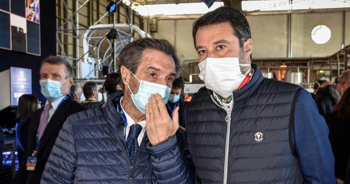 """Salvini scomunica i suoi governatori: """"Consultatemi prima di decidere"""""""