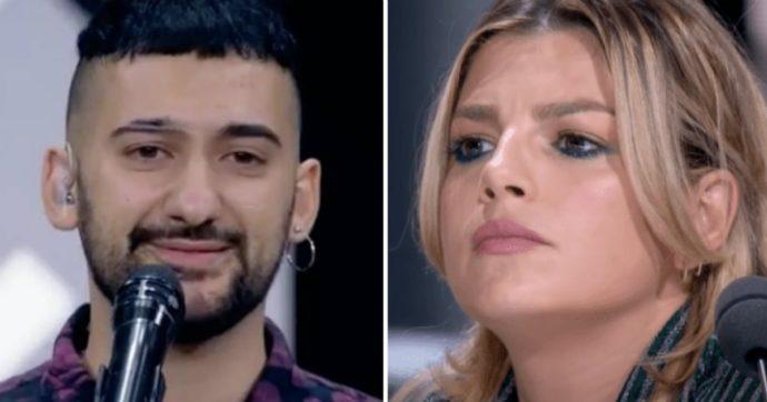 """X Factor 2020, i fan di Roccuzzo contro Emma. Lui li prega di fermarsi: """"Non offendetela, nessuno merita umiliazioni"""""""