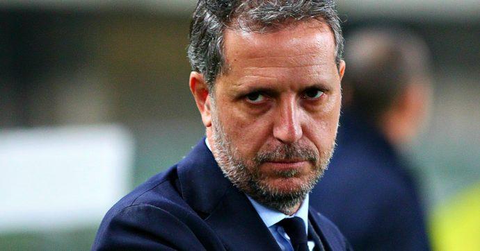 """Juventus, Paratici multato: """"Atteggiamento minaccioso verso l'arbitro all'intervallo"""". Era già stato sanzionato dopo Crotone"""
