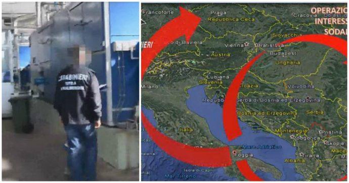 """""""A noi ci interessa la Regione Puglia per avere i soldi dell'agricoltura"""": così il clan della mafia foggiana mirava al palazzo per avere i fondi Ue"""