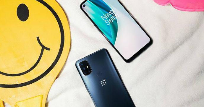OnePlus Nord N10 5G e N100,  ufficiali i nuovi smartphone economici. In Italia da novembre
