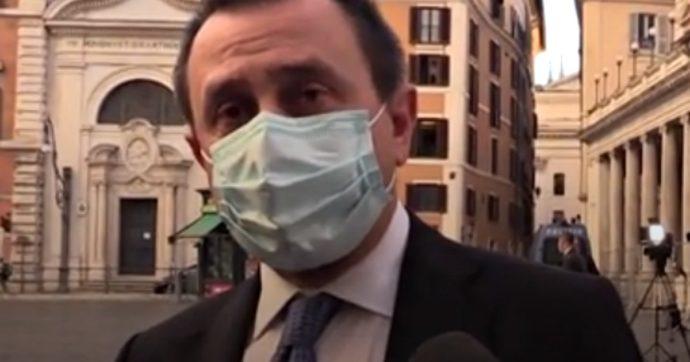 """Italia Viva insiste, dopo Renzi anche Rosato: """"Servono modifiche al dpcm. Conte non ha ascoltato le nostre richieste"""""""