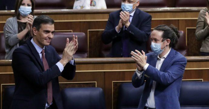 Spagna, il governo chiede ai ricchi per dare agli altri. Presentata la legge di bilancio di sinistra di un governo di sinistra