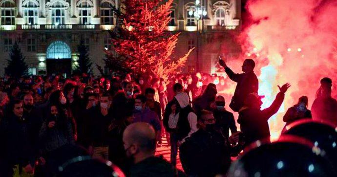 """La Lega prova a mettere il cappello sulle proteste nel Nord Est. Fedriga: """"Misure che uccidono l'economia, poi la gente reagisce"""""""