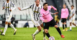 Juventus-Barcellona 0-2: Messi e compagni puniscono la poca autorevolezza della squadra di Pirlo
