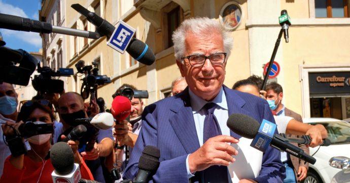 """Luigi Zanda lascia la presidenza del cda di Domani: """"Mi trovo in una posizione di conflitto d'interessi politico-editoriale"""""""