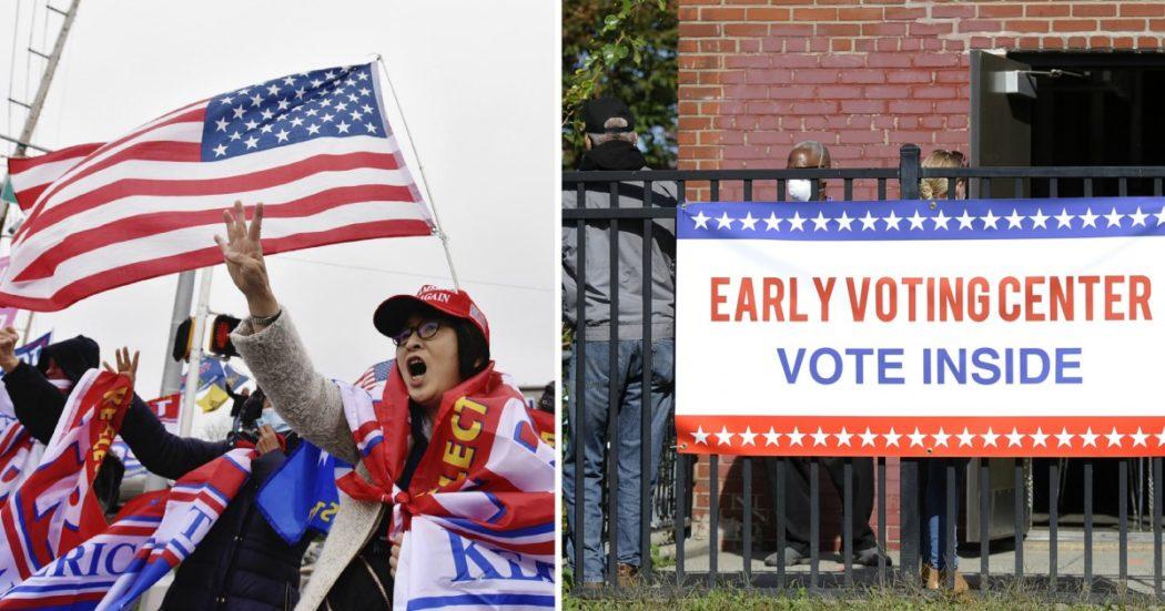 """Elezioni Usa: viaggio in Pennsylvania tra i feudi di Trump. I dem puntano alle donne dei sobborghi. """"Sarà una battaglia all'ultimo voto"""""""