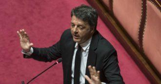 """Renzi prima chiede di """"riaprire tutto"""", ora dice: """"Provocatoriamente, lockdown totale si spiegherebbe meglio di queste misure a metà"""""""