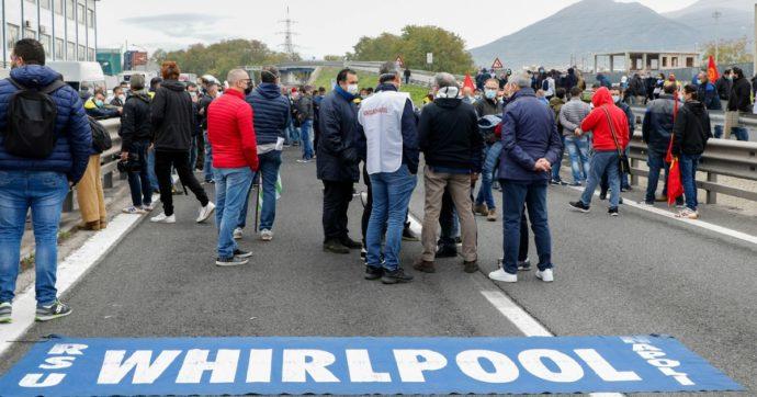 Whirlpool Napoli verso la chiusura. Stasera incontro decisivo tra Giuseppe Conte e i vertici della multinazionale