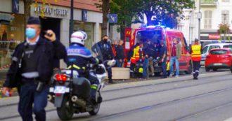 """Nizza, attentato nella cattedrale di Notre-Dame: uomo con un coltello uccide 3 persone. """"Una donna è stata decapitata, è terrorismo"""""""