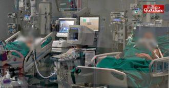 Video dentro la terapia intensiva di Pavia: 'Di nuovo nel baratro. E davanti non c'è l'estate. Ora preadolescenti con quadro clinico come gli adulti'