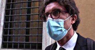 """Governo, Toninelli: """"Con più di duecento morti al giorno Marcucci parla di rimpasto di Governo? Lasciamo perdere questo politichese"""""""