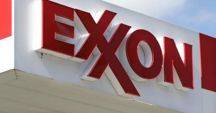"""Exxon Mobil la """"nera"""": 680 milioni di perdita, 14mila licenziamenti (130 in Italia) ma premia gli azionisti con 3,8 miliardi di dividendi"""