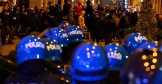 Firenze, scontri con la polizia durante la manifestazione non autorizzata: 4 arrestati dell'area anarco-antagonista e 20 denunciati