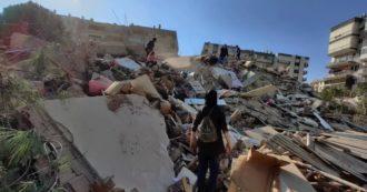 Terremoto nell'Egeo di magnitudo 7 e mini-tsunami: edifici crollati a Smirne. 14 morti accertati, 2 in Grecia, e oltre 400 feriti – La diretta