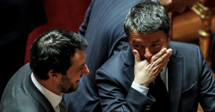 """Salvini 'chiama' Renzi: """"Passi ai fatti, è lui che tiene in piedi il governo"""". Boschi: """"Non vogliamo crisi, ma nel caso non si va al voto"""""""