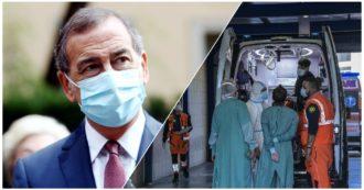 """Lockdown Lombardia, i medici di Milano: """"Sia immediato"""". Il sindaco Sala: """"Come marzo e aprile non si ipotizza nemmeno lontanamente"""""""