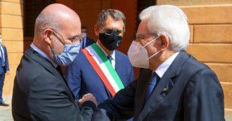 """Mattarella a colloquio con Bonaccini e Toti per richiamare le Regioni: """"Vostro ruolo è decisivo per combattere la pandemia di coronavirus"""""""