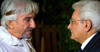 """Gigi Proietti morto, il dolore del presidente della Repubblica Sergio Mattarella: """"Maestro di generazioni di attori"""""""