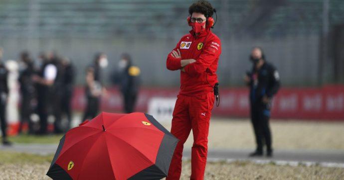 Ferrari, che spettacolo ignobile a Imola. Eppure c'è chi è contento del lavoro di Binotto