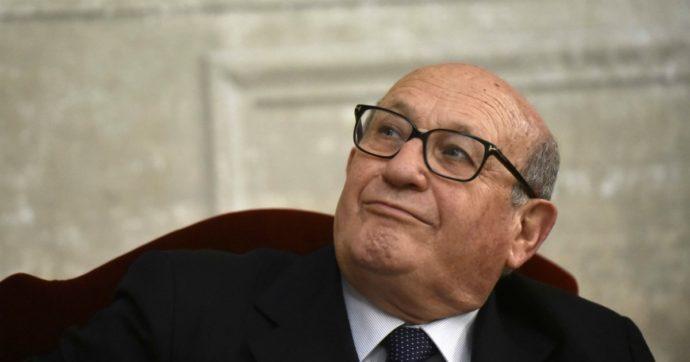 È morto Luigi Giampaolino, ex presidente della Corte dei Conti e dell'Autorità di vigilanza sui contratti pubblici