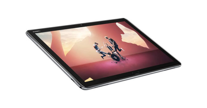Huawei Mediapad M5 Lite, tablet 10 pollici in offerta su Amazon con sconto del 27%