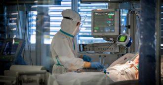 Coronavirus, i dati – 6902 nuovi casi e 22 morti. Rallenta l'incremento dei contagi, ma non si ferma l'aumento dei ricoveri