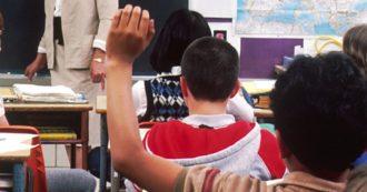 """Scuola, il ministero chiarisce sulla presenza in aula degli alunni disabili: """"Favorire inclusione, valutiamo di coinvolgere i compagni di classe"""""""